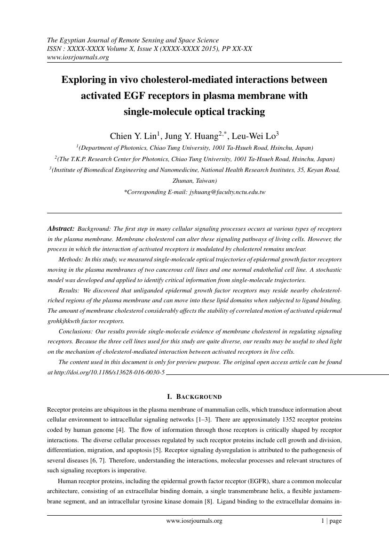 International Organization Of Scientific Research IOSR Journal Of