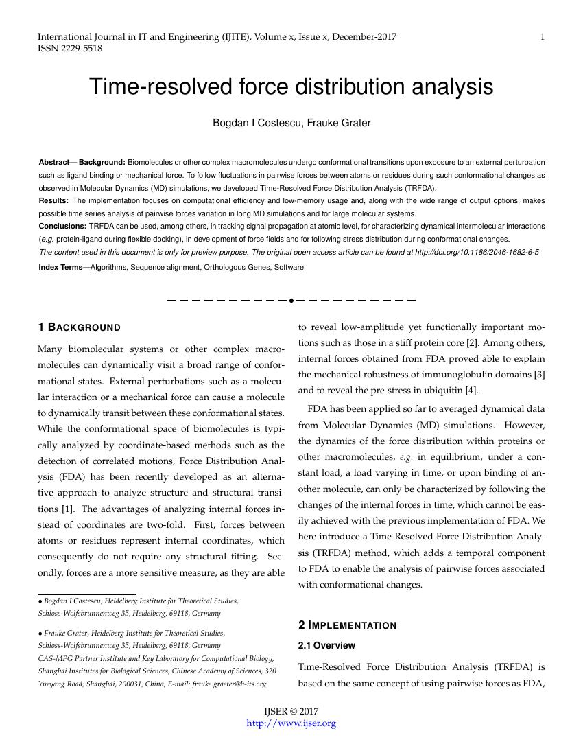 IJSER Publishing International Journal Of Scientific & Engineering