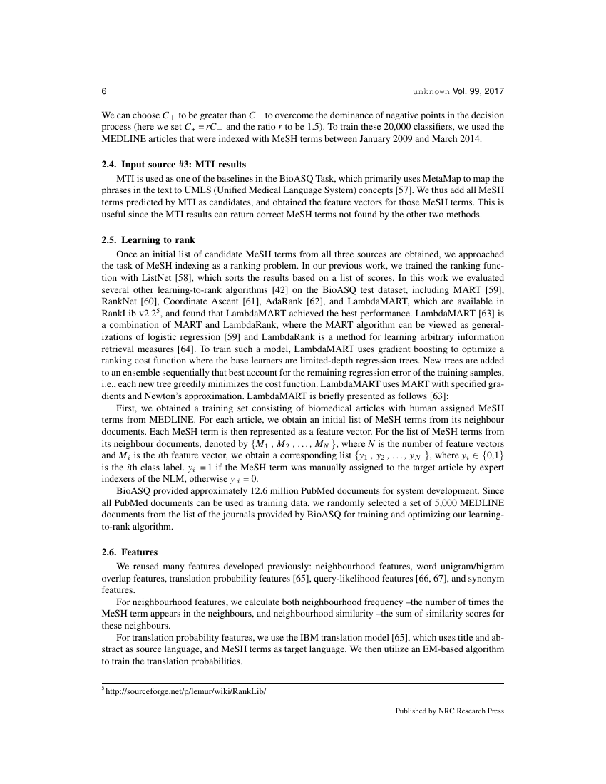 NRC Research Press Canadian Journal Of Microbiology Template