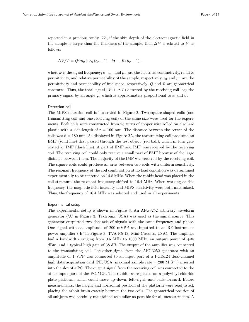 BMC BMC Genomics Research Article Template
