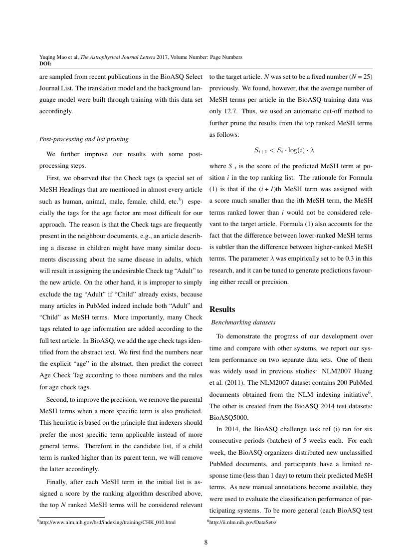Science Publications Energy Research Journal Template