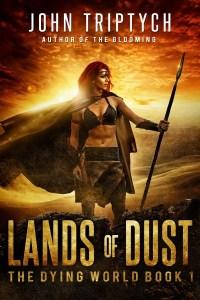 Lands of Dust by John Triptych