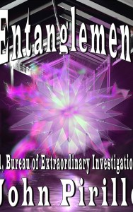 G1, Bureau of ExtraOrdinary Affairs: Entanglement by John Pirillo