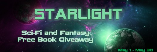 Awesome Book Promotions - Starlight - Sci-fi and fantasy free book Giveaway