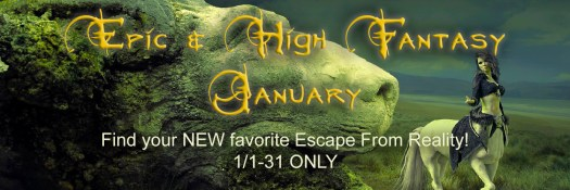 Epic High Fantasy Book Promotion
