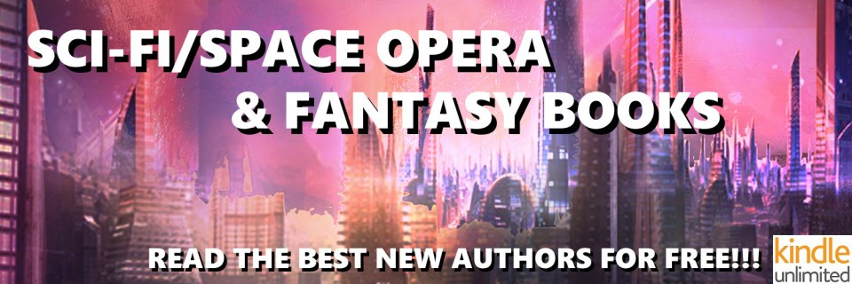 Promotion for Sci-Fi and Fantasy Bargains