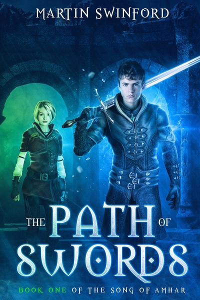 The Path of Swords Cover