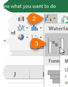 Insert excel waterfall charts for office also  my online training hub rh myonlinetraininghub