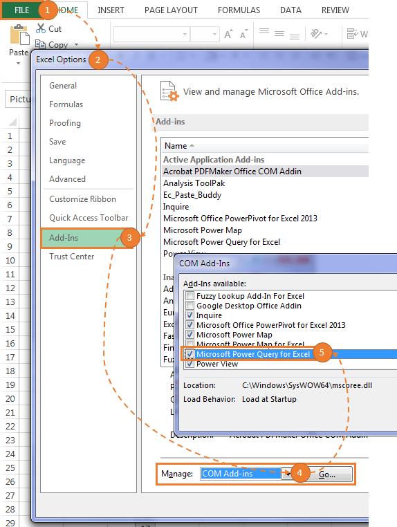 Excel Compatibility Checker : excel, compatibility, checker, Power, Query, Version, Compatibility, Installation