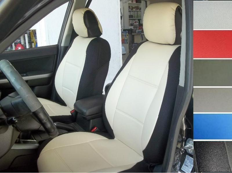 for VW PASSAT Leatherette Front Seat Covers 100 Custom