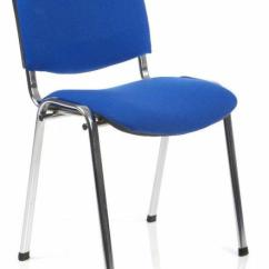 Meeting Room Chairs Wheelchair Gloves 4 Leg Stacking Chrome Framed Conference Chair