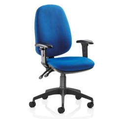 Upholstered Posture Chair Hanging Xl Tick High Back Standard Operator Office
