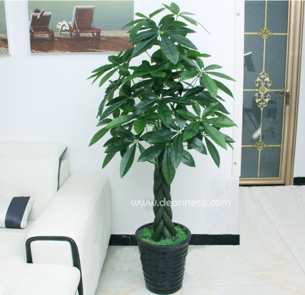 artificial plants fortune tree