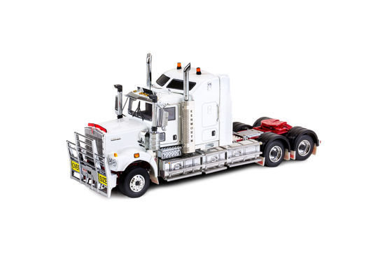 DRAKE TRUCK 1.50 AUSTRALIAN ROAD TRAIN White KENWORTH C509