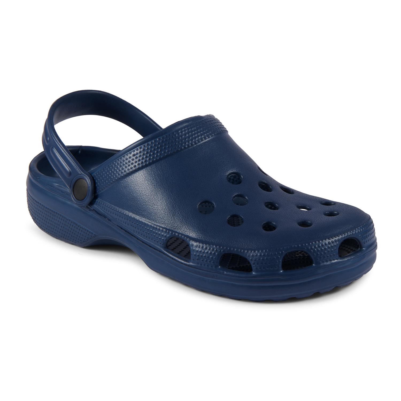 shoes for kitchen workers floor rugs navy clogs beach sandals garden slip on cloggis