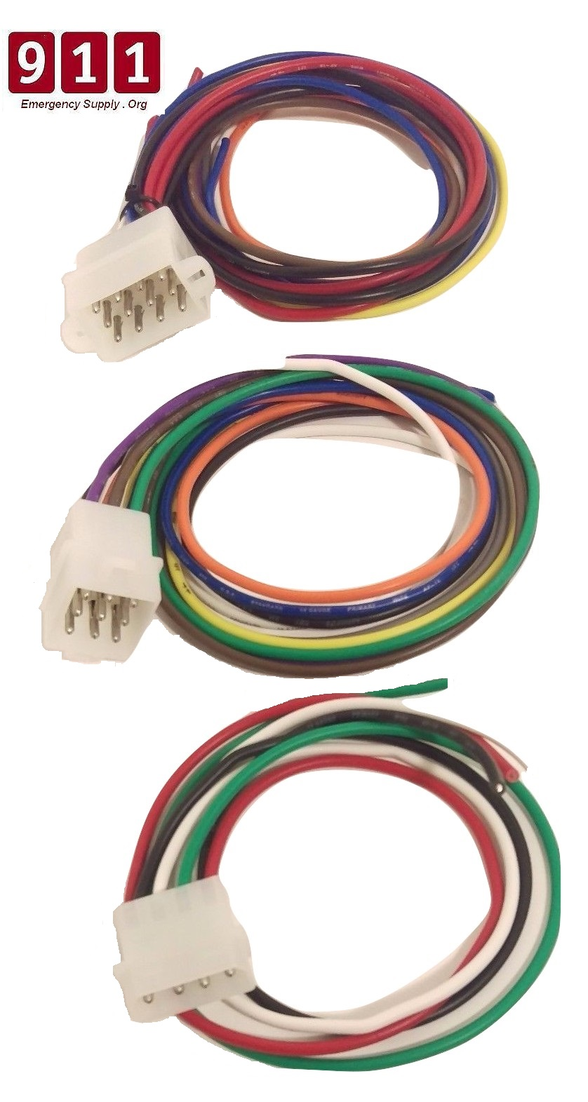 hight resolution of whelen 295hfsa5 4 9 and 12 pin wiring cable kit whelen 295hfsa5 wiring diagram