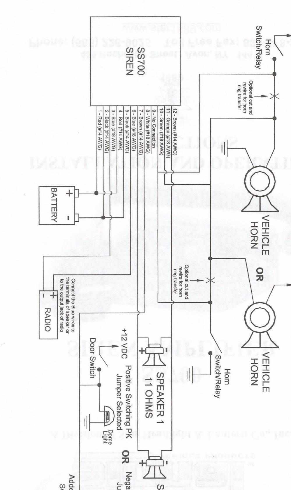 medium resolution of svp siren wiring diagram wiring diagram blog svp siren wiring diagram mace siren wiring diagram wiring