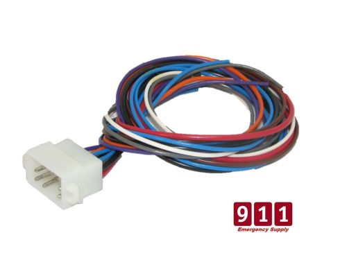 small resolution of whelen power harness plug cable 12 pin 295hf100 whelen 295hf100 wiring harness