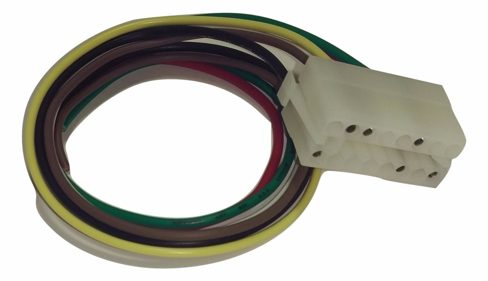 medium resolution of whelen power harness plug cable 16 pin alpha sl whelen alpha sl wiring diagram