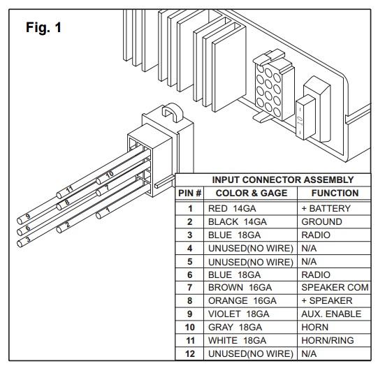 Siren Speakers Wiring Diagram For 2 - Wiring Diagrams on