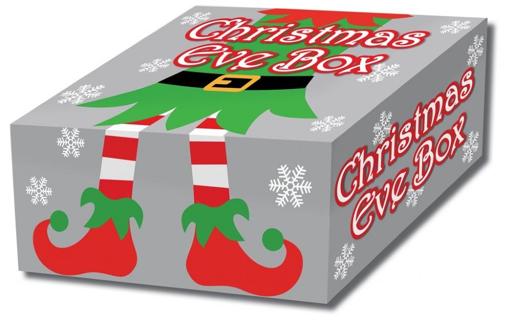 12 X Elf Design Christmas Eve Boxes