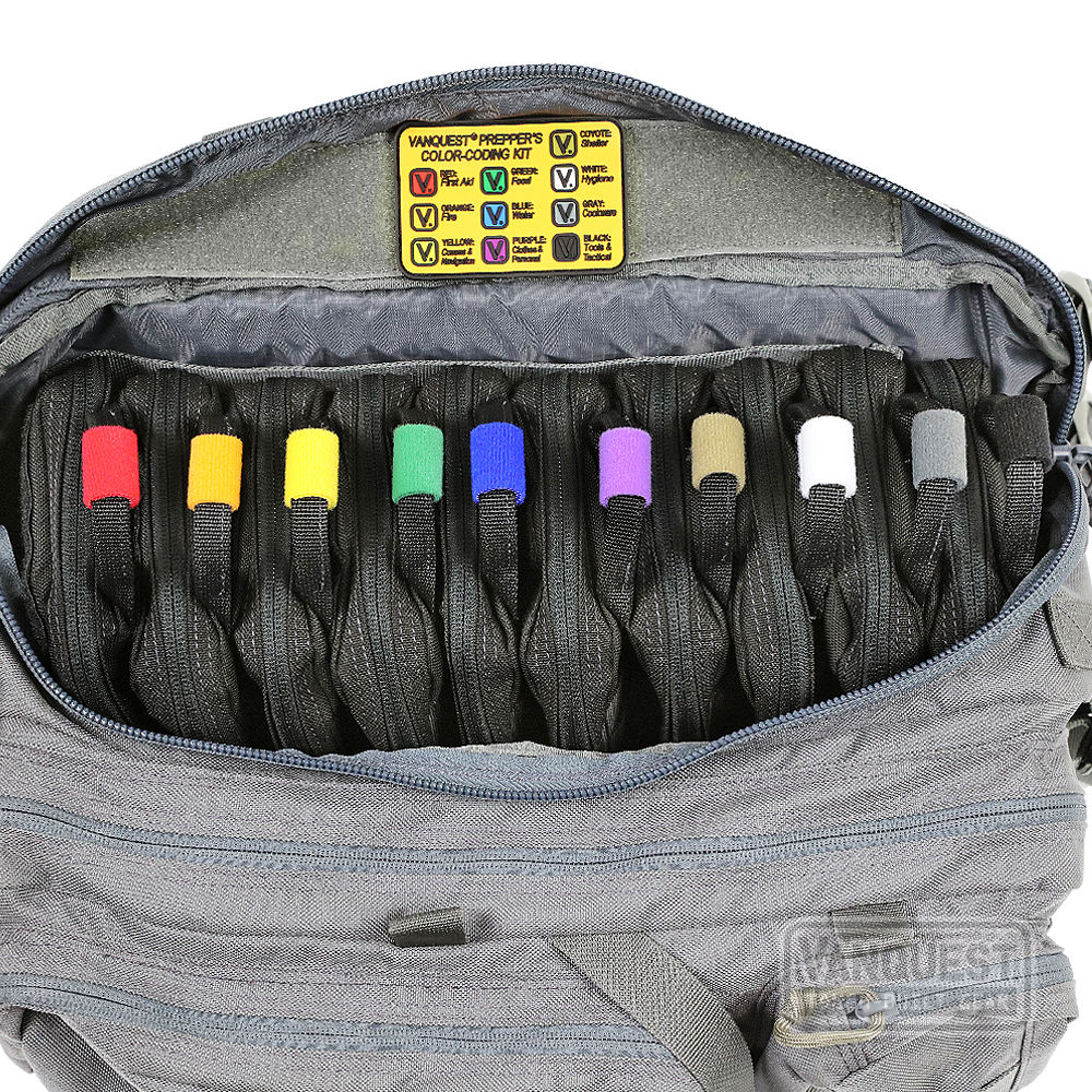 Vanquest Preppers ColorCoding Kit