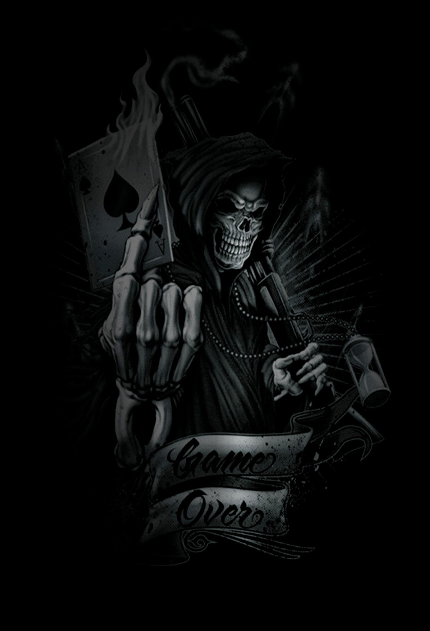 reaper game over
