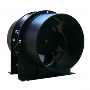Heat Transfer Kit 150mm inline fan flex duct 2 Round