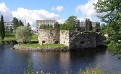 Kajaanin linnanrauniot - Kajaani Info