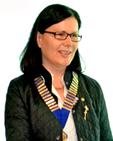 Presidentti Minna Valkama