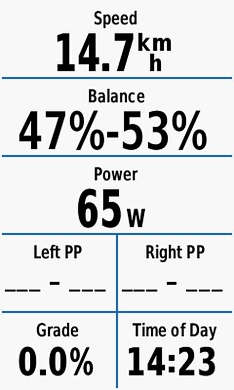 QUARQ S-WORKS POWER METER + GARMIN EDGE 1000