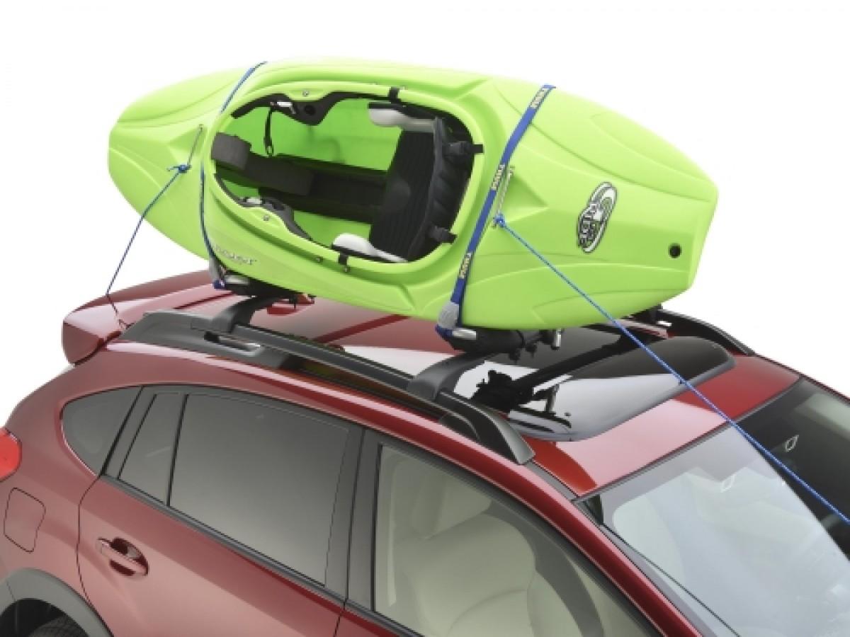 subaru thule kayak carrier