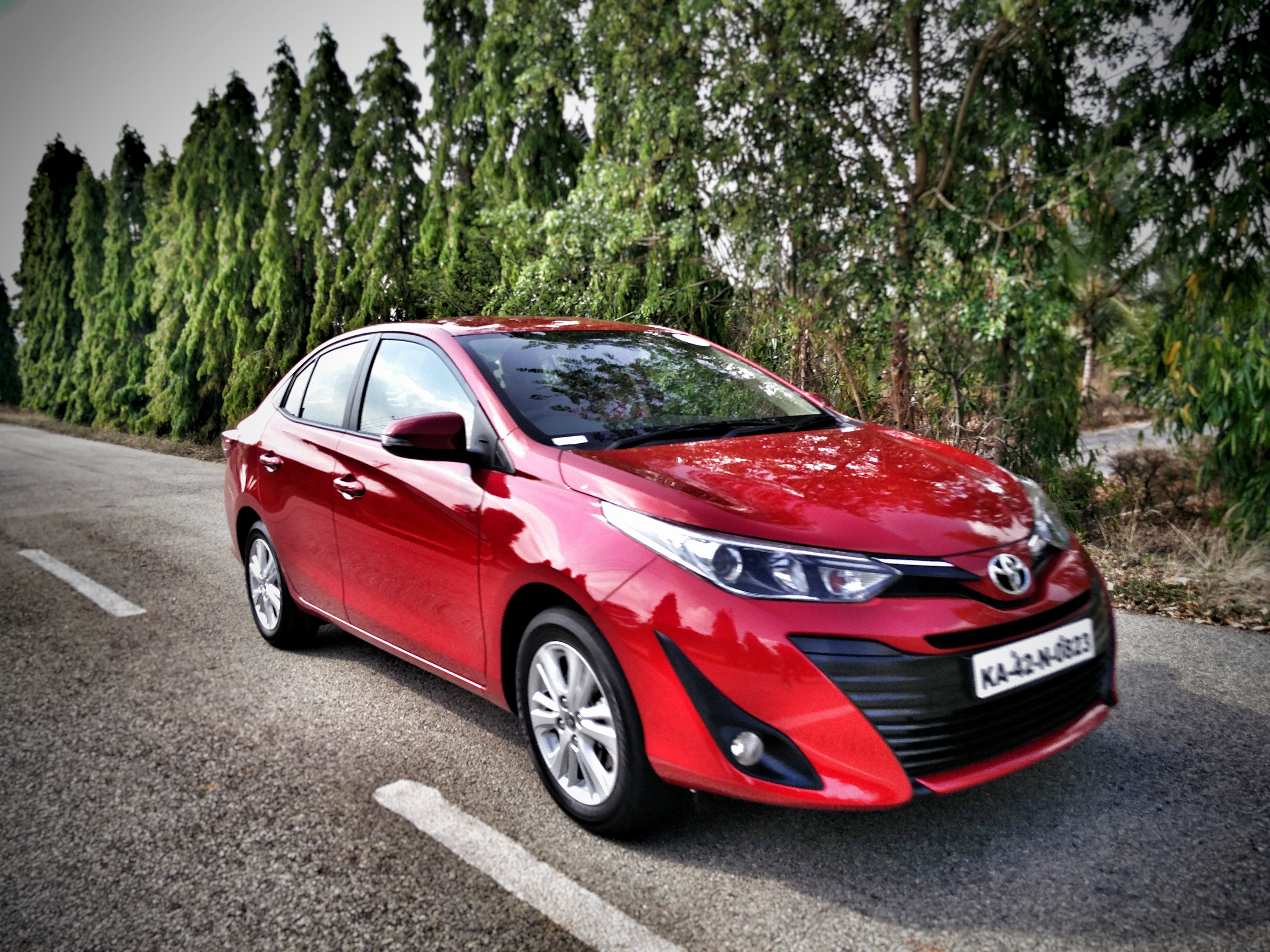 toyota yaris trd india grand new avanza veloz 2017 first drive review motorscribes road test