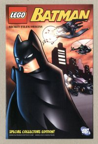 Lego Batman Secret Files and Origins (2006) 0 VF- 7.5