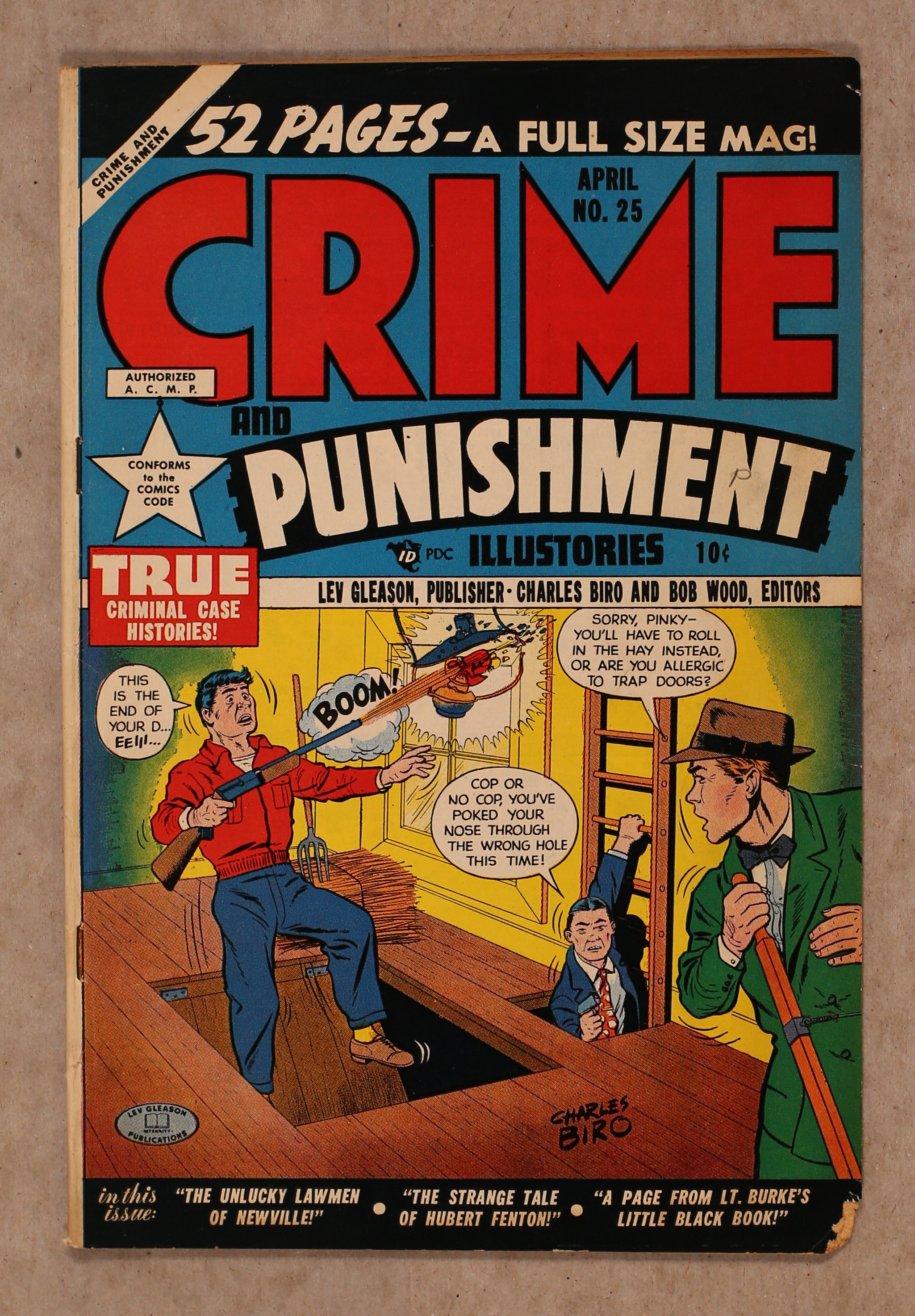 Crime And Punishment 25 Gd 2 0