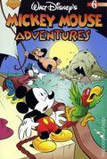 Mickey Mouse Adventures TPB 2004 2006 Gemstone Comic Books