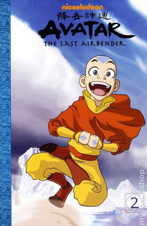 Avatar The Last Airbender Nickelodeon : avatar, airbender, nickelodeon, Avatar, Airbender, (2010, Nickelodeon), Comic, Books
