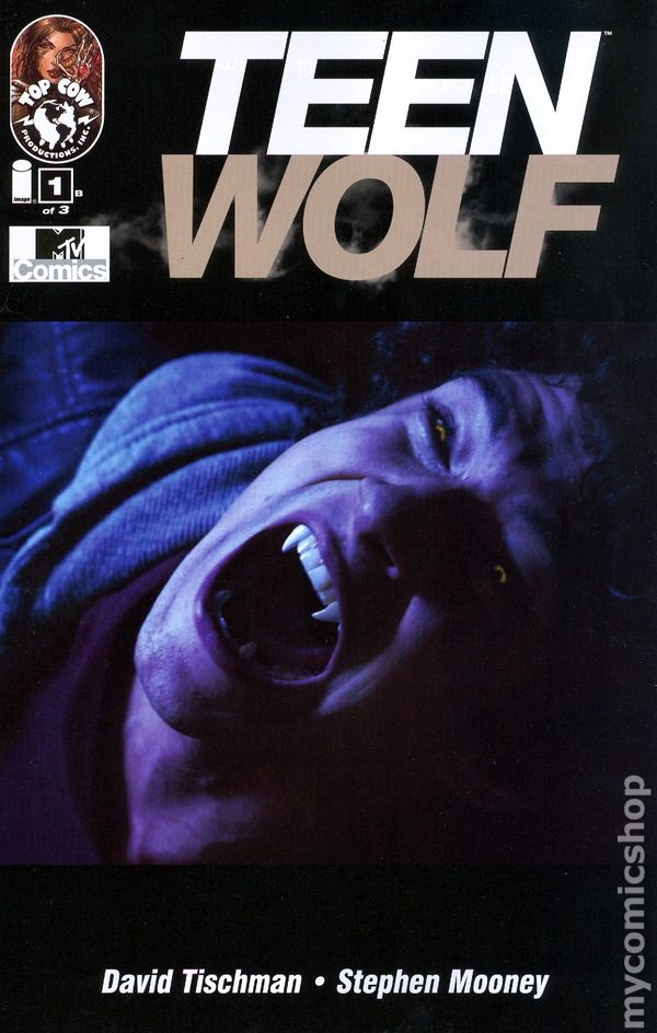 Teen Wolf Bite Me 2011 Image Comic Books