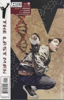 Image result for y the last man 1