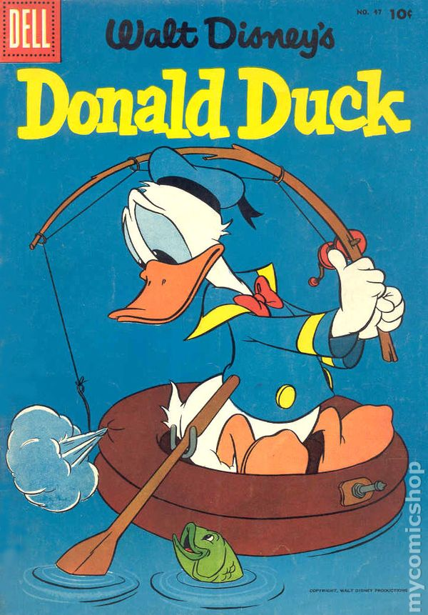 Donald Duck 1940 DellGold KeyWhitmanGladstone Comic Books