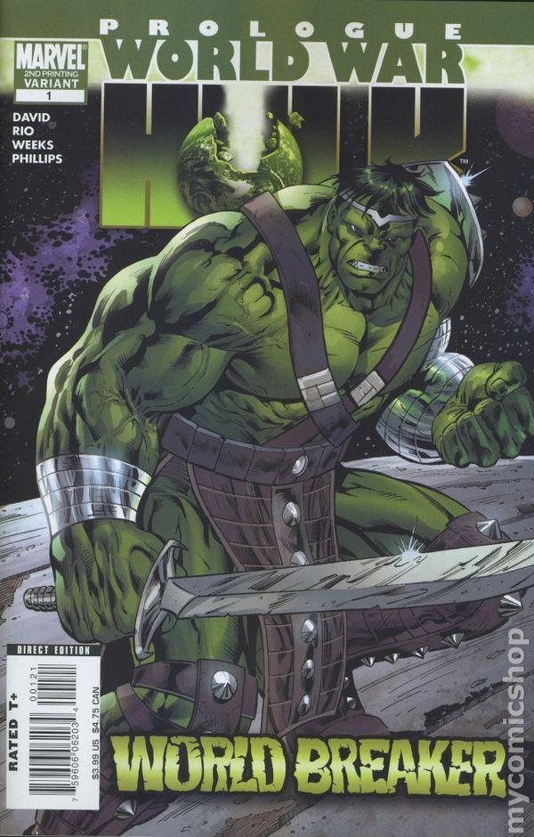 Comic books in World War Hulk