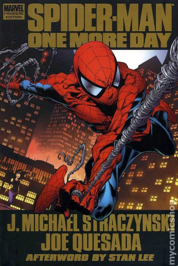 comic books in spider