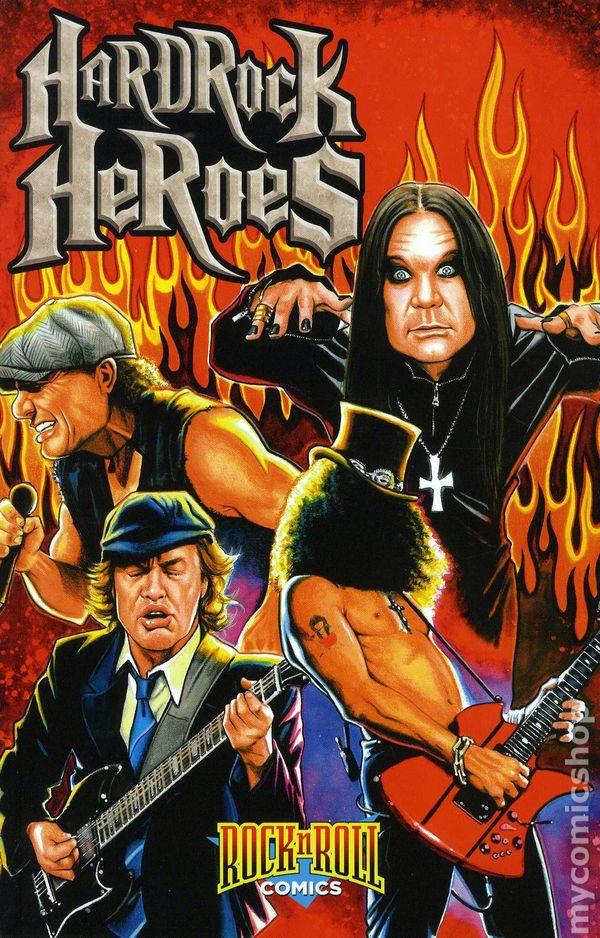 The Beatles Wallpaper Hd Comic Books In Rock N Roll Comics Tpb