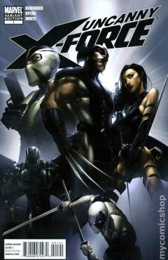 Image result for uncanny x-force 1