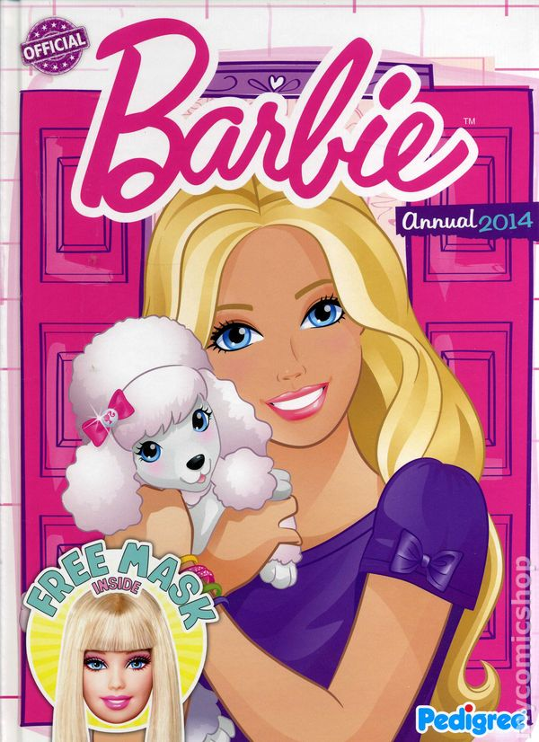 Barbie comic books issue 1