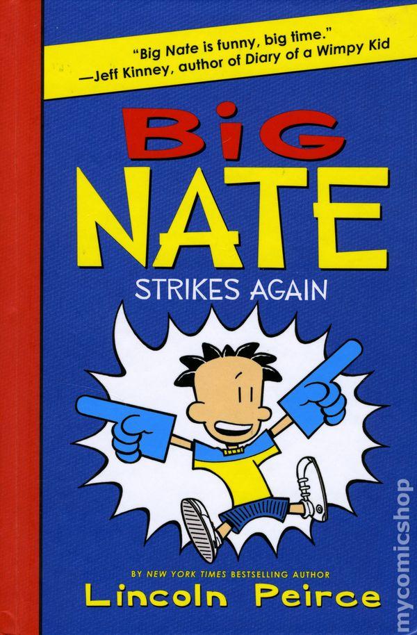 Big Nate Series : series, Comic, Books, Series'
