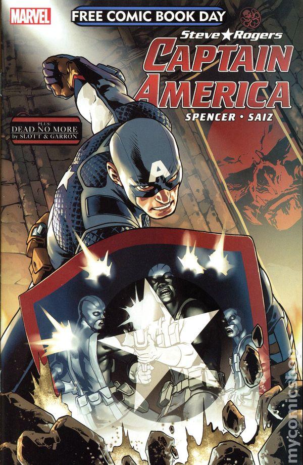 captain america spider man