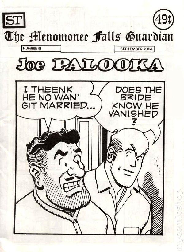 Comic books September 1974