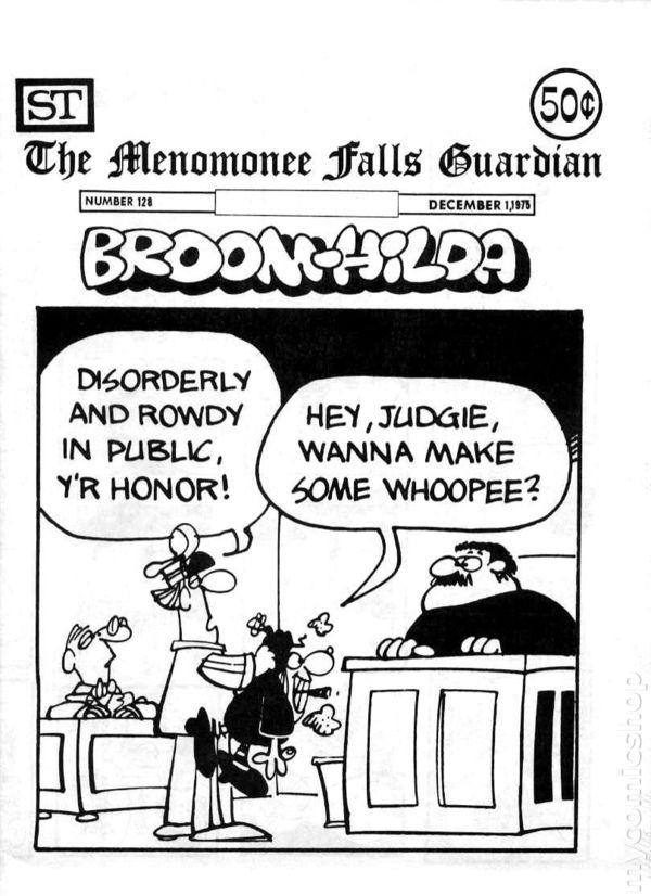 Comic books December 1975