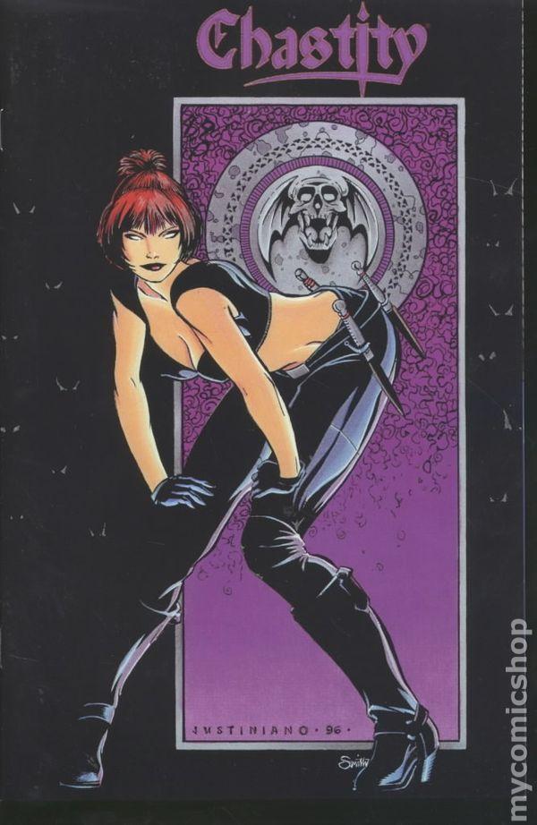 Untold Tales Of Chastity 2000 Comic Books
